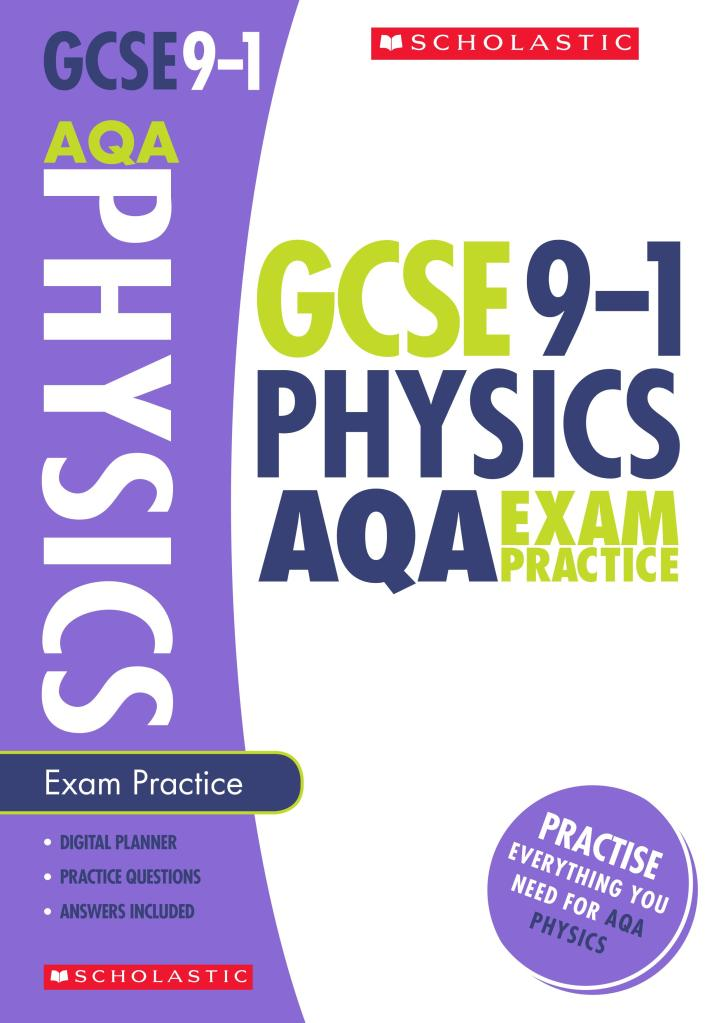 Scholastic 9-1 GCSE Series – Physics tutor